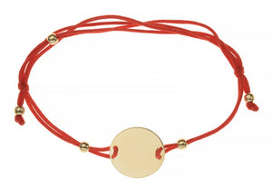 DID YOU SEE OUR GOLDEN ECLIPSE KABALLAH BRACELET FEATURED IN THE CANARY WHARF MAG?