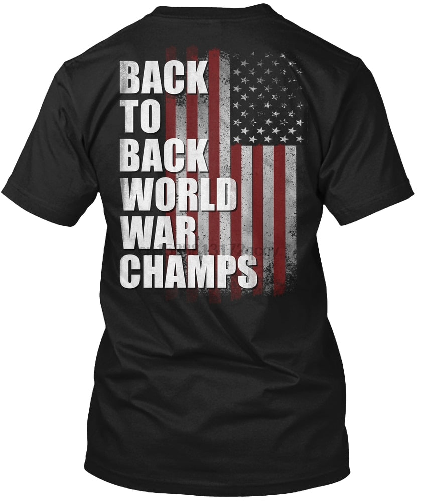 World War Champs! T Shirt