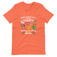Goats and Garden Tee Shirt (6149677482139)