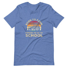 Born To Farm Made To School Tee Shirt (6149715394715)