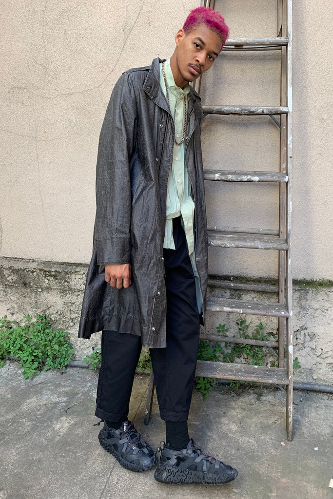 Rick Owens Cyclops SS 2017 Trench Coat