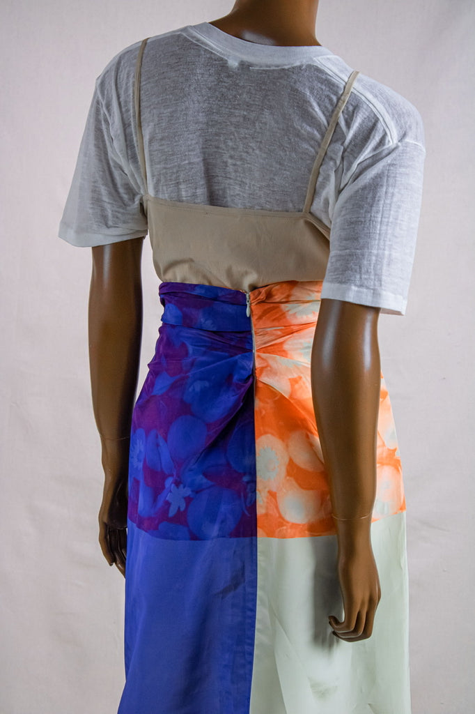 Dries Van Noten Digital Print Skirt