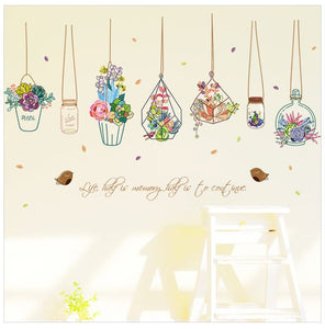 Wall Decals:  A Great Idea For A Family Activity