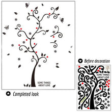Blissful Family Tree Wall Stickers from ObJae