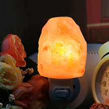 Himalayan Salt Crystal Lamp With 3 Bulbs from ObJae