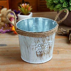Eisen Iron Flower Pot from ObJae