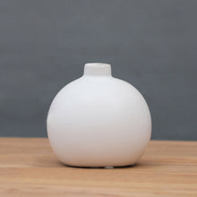 Kaori Handmade Ball-Shaped Ceramic Vase from ObJae