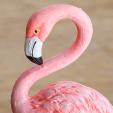 Pink Resin Flamingo from ObJae