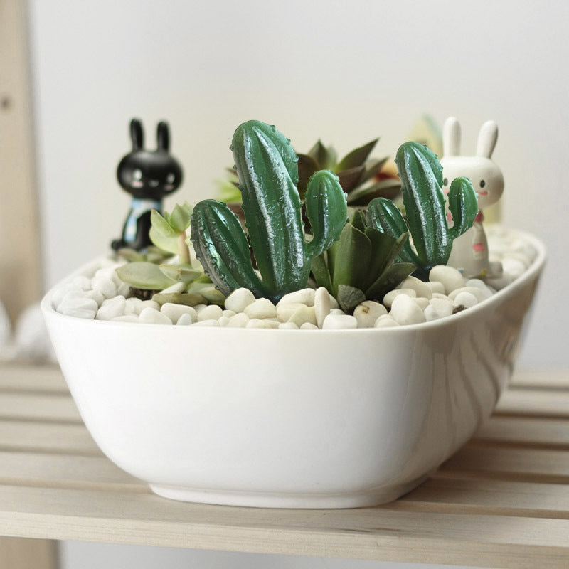 Artificial Mini Cactus from ObJae