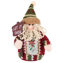 Christmas Decoration Cute Sitting Long-legged Elf Festival New Year Dinner Party 2018 Christmas Decorations for Home from ObJae