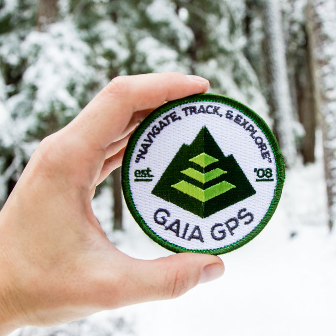 Gaia GPS patch
