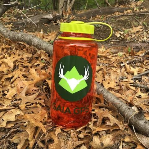 Gaia GPS Hunter Nalgene - 32oz