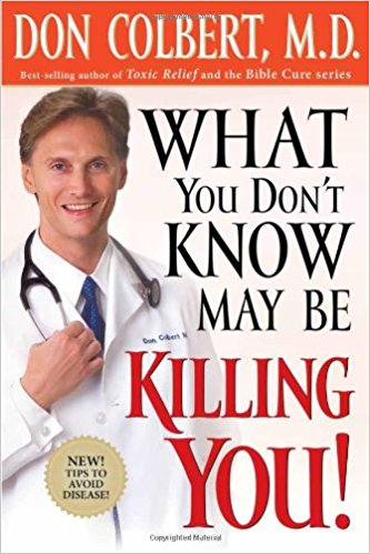 What You Don't Know May Be Killing You : Tips to Avoid Disease
