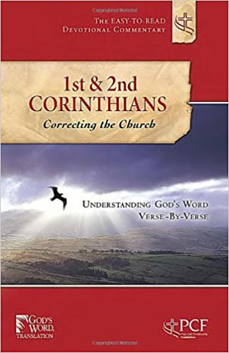 1st and 2nd Corinthians : Correcting the Church