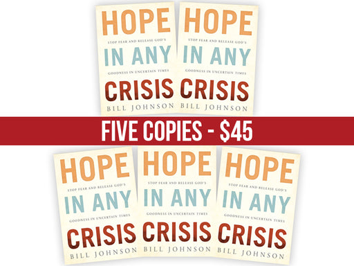 Hope in Any Crisis : FIVE Book Bundle