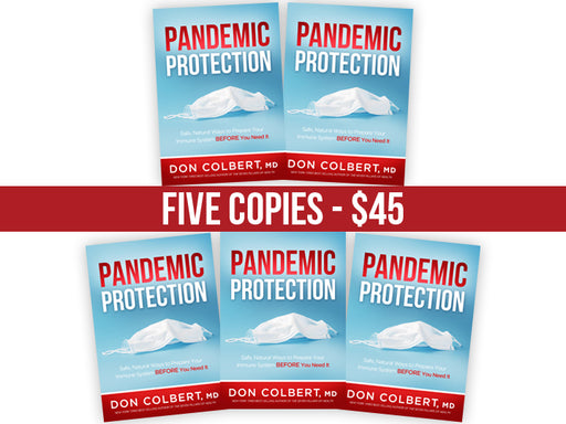 Pandemic Protection : FIVE Book Bundle