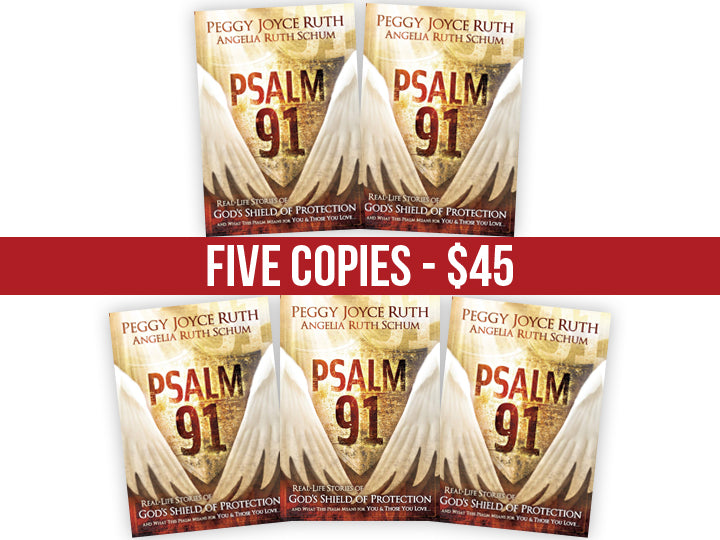 Psalm 91 (Revised) : FIVE Book Bundle