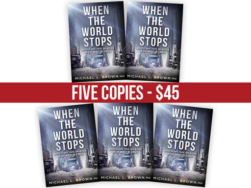 When the World Stops : FIVE Book Bundle