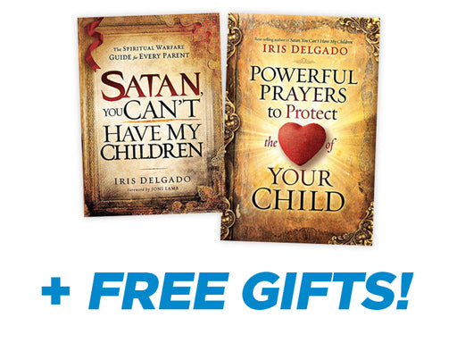 Delgado Children's Bundle : FREE BONUS! Holy Spirit Series