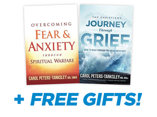 Overcoming Grief Bundle : FREE BONUS! Holy Spirit Series