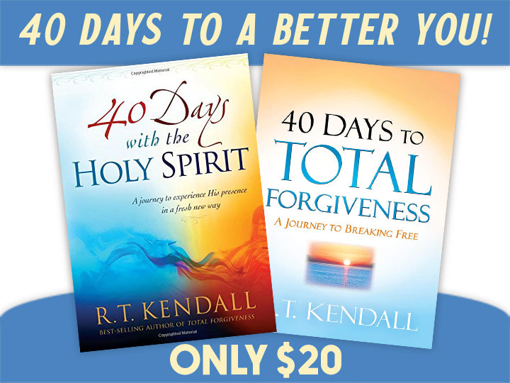 40 Days to a Better You! : ONLY $20