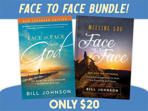 Face to Face Bundle : Pursue a Life Devoted to the Presence of God