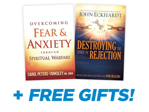 Overcoming Fear and Rejection : FREE BONUS! Solid Rock Series