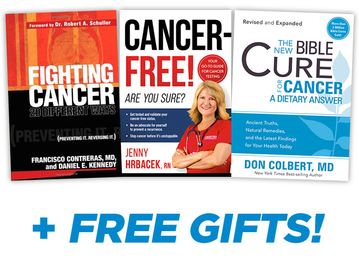 Beating Cancer Bundle : FREE BONUS! Solid Rock Series