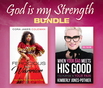 GOD IS MY STRENGTH BUNDLE : Keys to Overcoming Your Battles With Depression, Insecurity, Loss, & Tribulation.