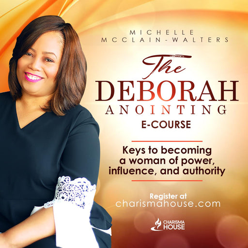 The Deborah Anointing : E-COURSE