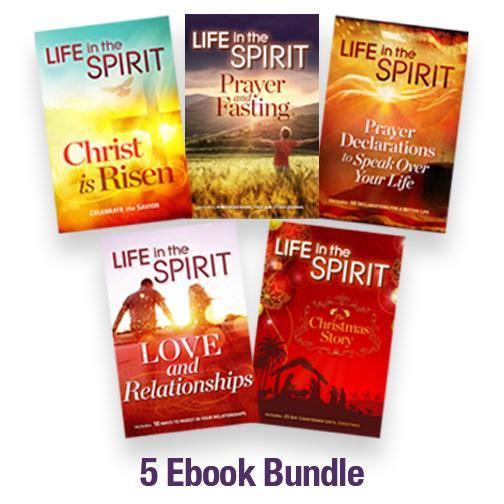 eBook - Five eBook Bundle