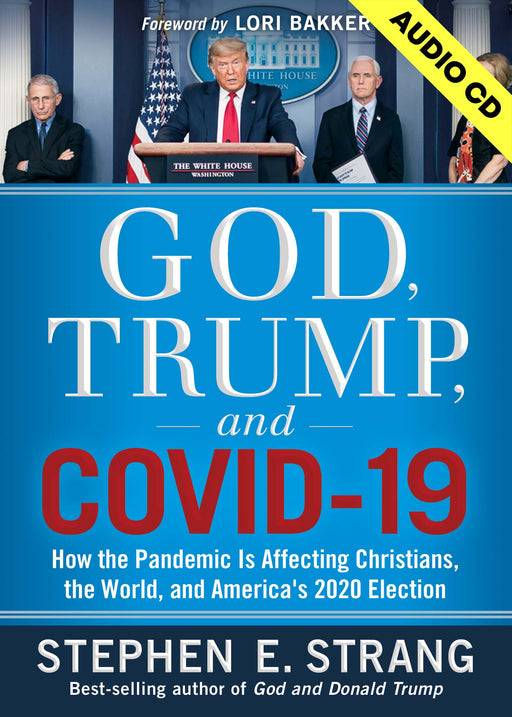 Audio CD - God, Trump, and COVID-19