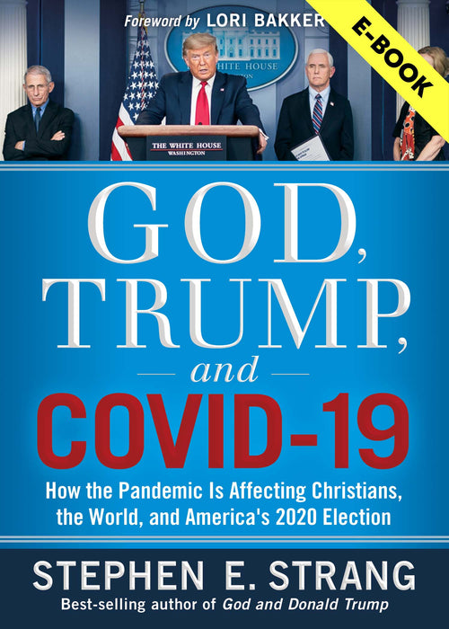 eBook - God, Trump, and COVID-19