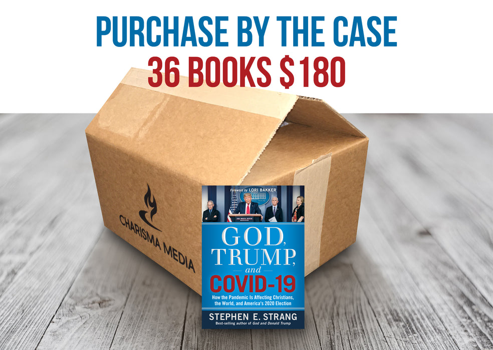 God, Trump, and COVID-19 : By the Case - 36 Books
