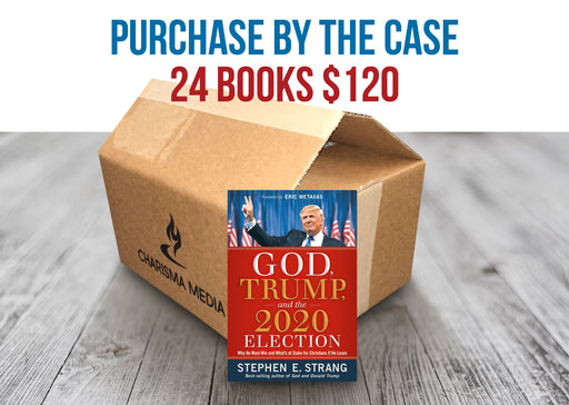 God, Trump, and the 2020 Election : By the Case - 24 Books