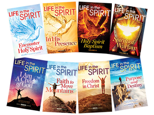 eBook - Life in the Spirit - Holy Spirit Series + Solid Rock Series
