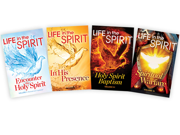 eBook - Life in the Spirit - Holy Spirit Series VOLS.1-4