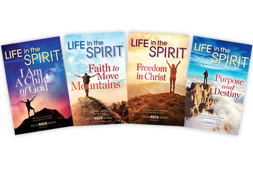 LIFE IN THE SPIRIT - SOLID ROCK SERIES :  VOL. 1-4