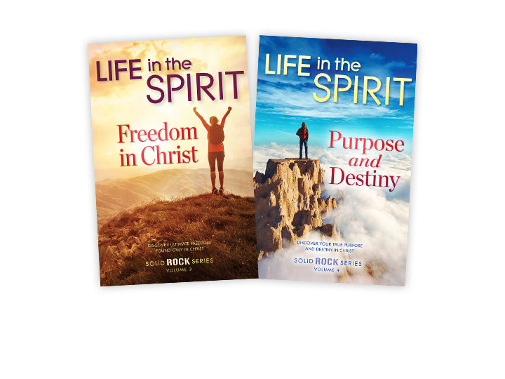 LIFE IN THE SPIRIT - SOLID ROCK SERIES : VOL. 3-4