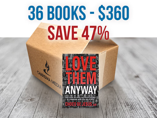 Love Them Anyway - 36 Book Bundle : Ignite Passion, Find Purpose, and Experience Fulfillment by Changing How You See People