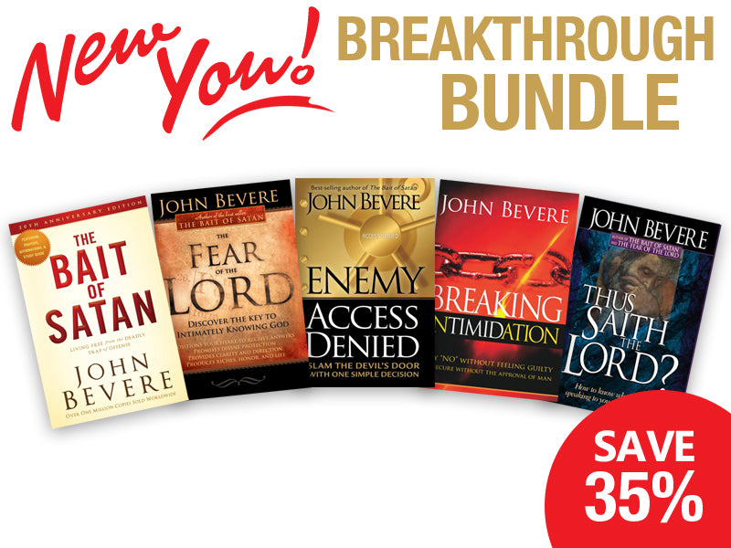 NEW YOU! Breakthrough Bundle