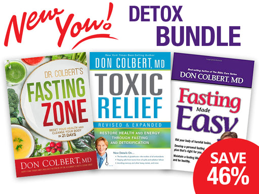 NEW YOU! Detox Bundle