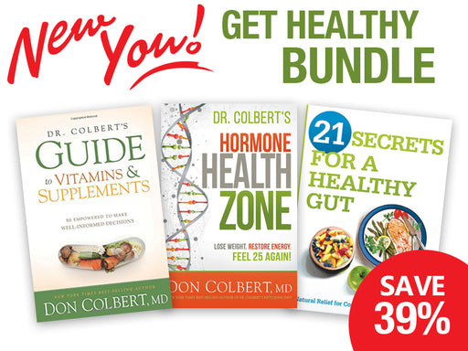 NEW YOU! Get Healthy Bundle