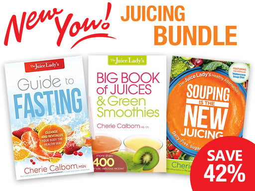 NEW YOU! Juicing Bundle