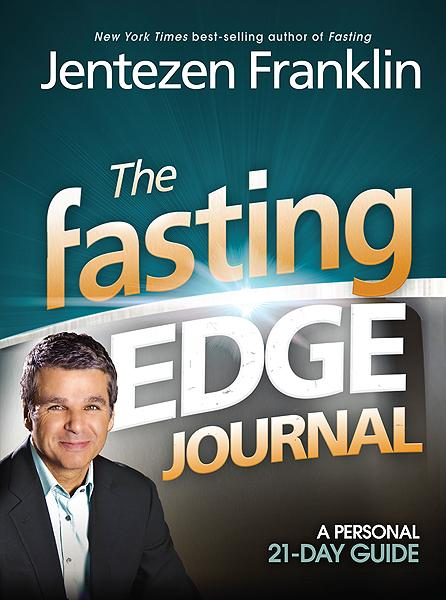 The Fasting Edge Journal : A Personal 21-Day Guide