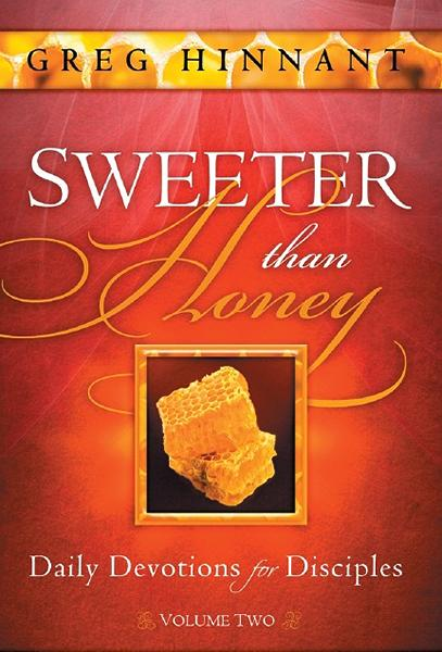 Sweeter Than Honey : Daily Devotions for Disciples