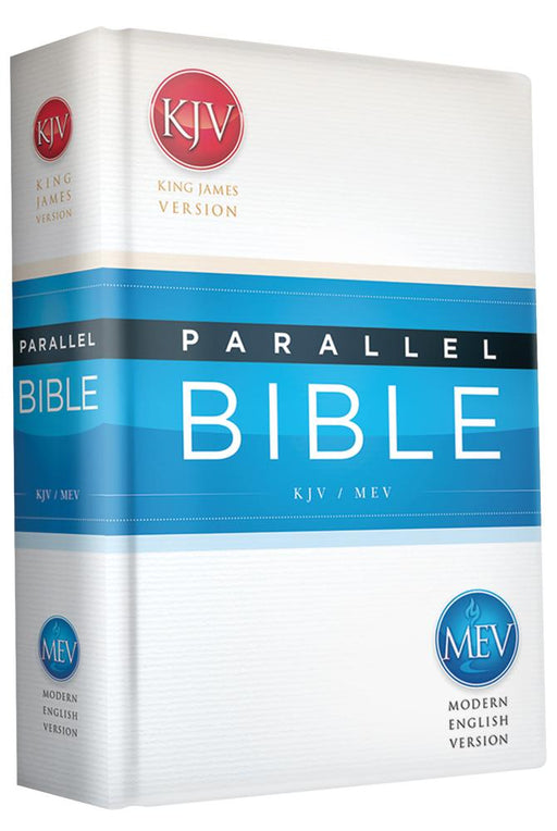 KJV/MEV Parallel Bible : King James Version / Modern English Version (MEV)