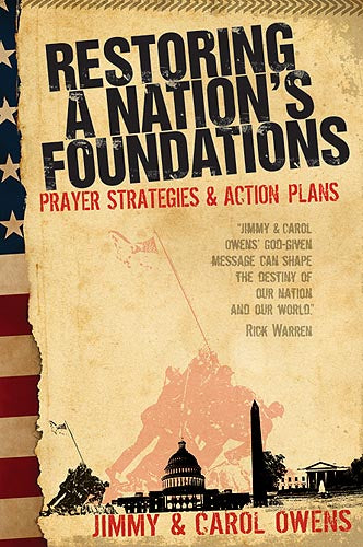 Restoring A Nation's Foundations : Prayer Strategies & Action Plans