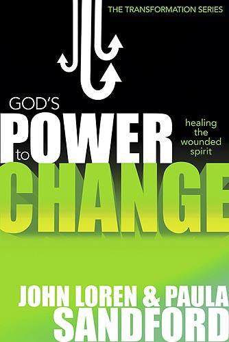 God's Power To Change : Healing the Wounded Spirit