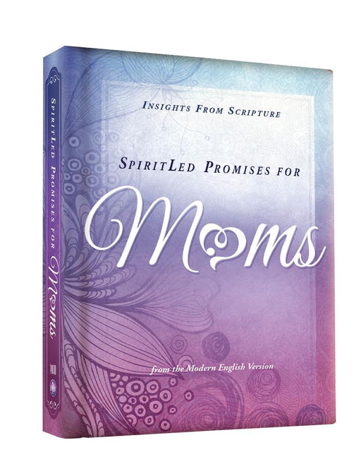 SpiritLed Promises for Moms : Insights from Scripture from the Modern English Version